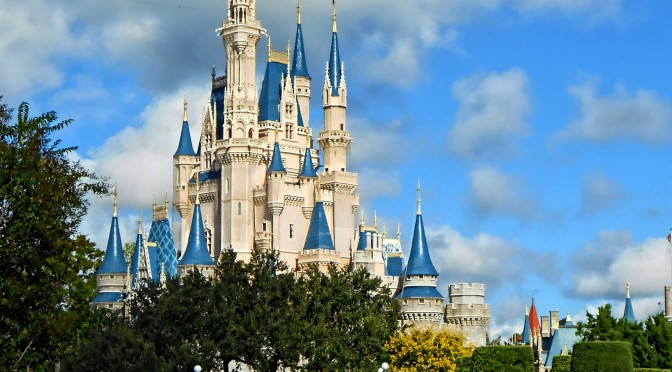 Walt Disney World Magic Kingdom|Sharon the Moments Blog