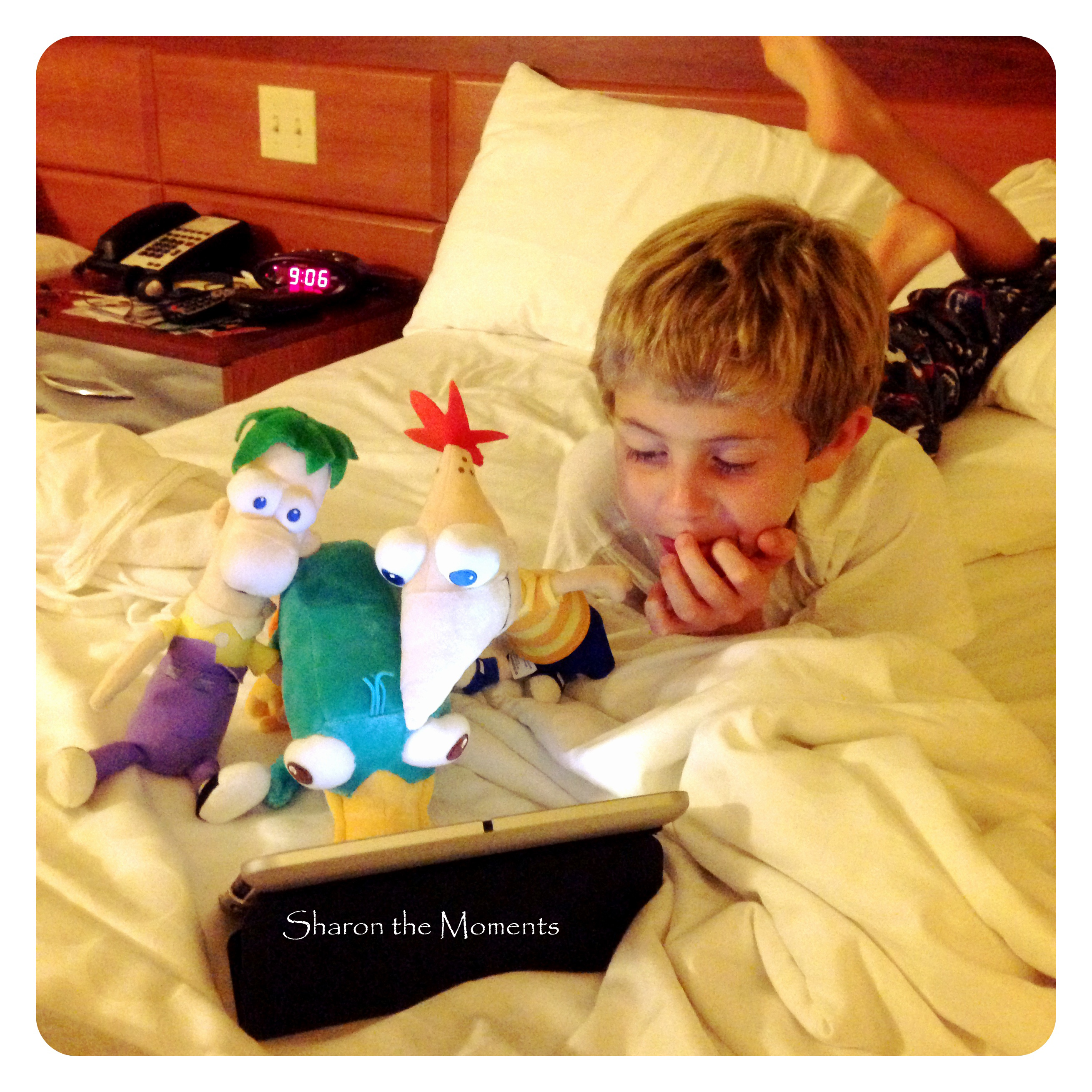 Walt Disney World Phineas and Ferb|Sharon the Moments Blog