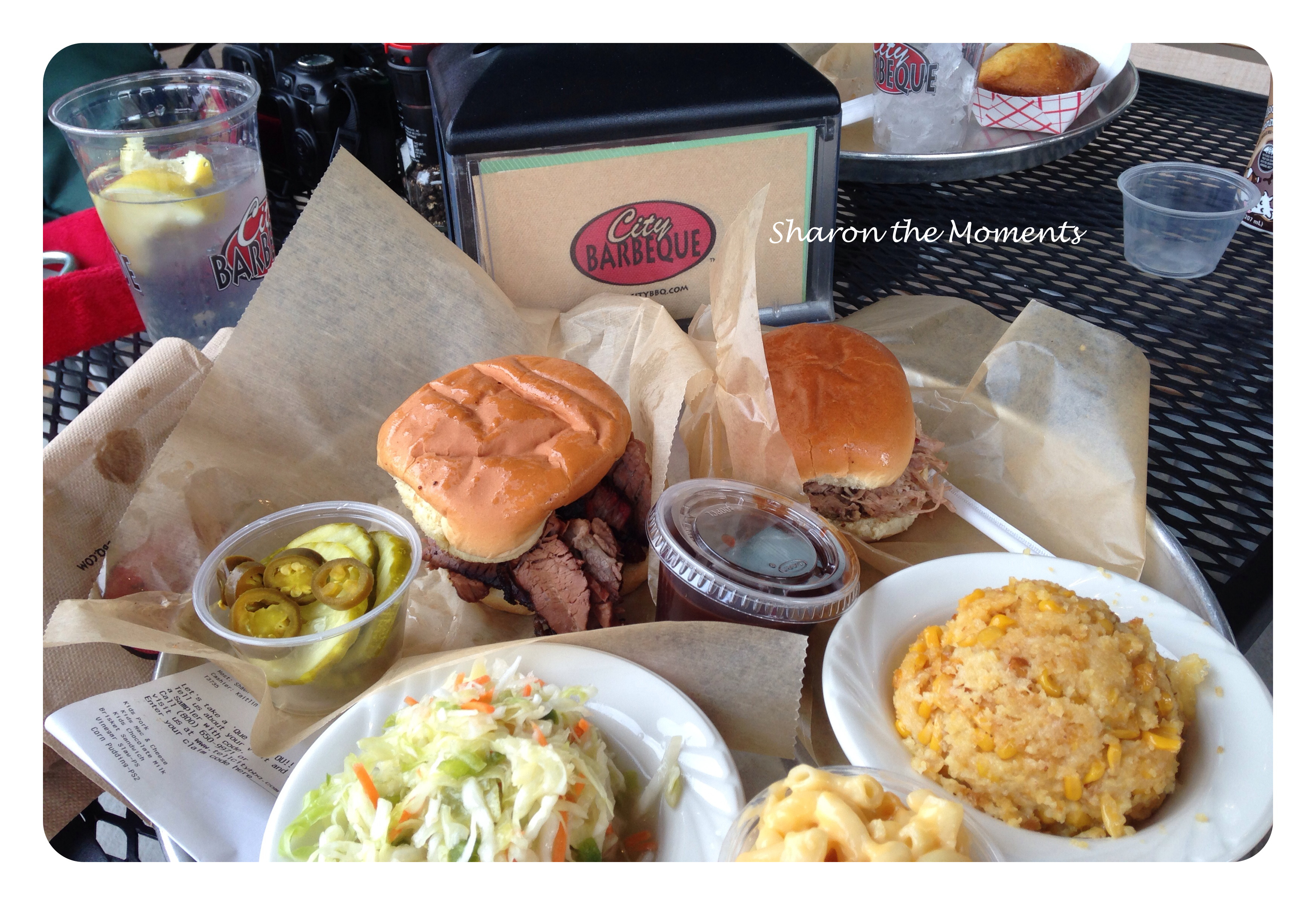 City Barbeque (BBQ) Giveaway|Sharon the Moments Blog