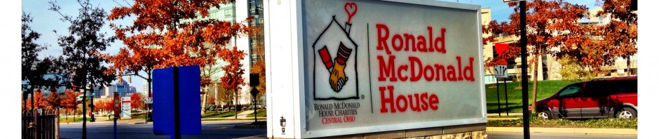 Eight Weeks of Christmas Week Four Volunteer Ronal McDonald House |Sharon the Moments Blog