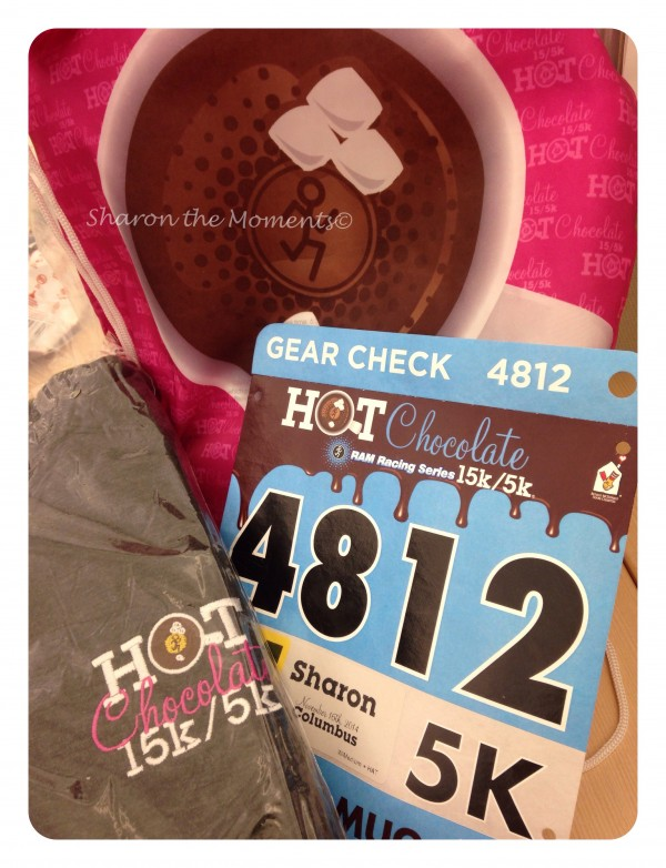 Running Can be Fun & rewarding -Hot Chocolate Race 5K|Sharon the Moments Blog