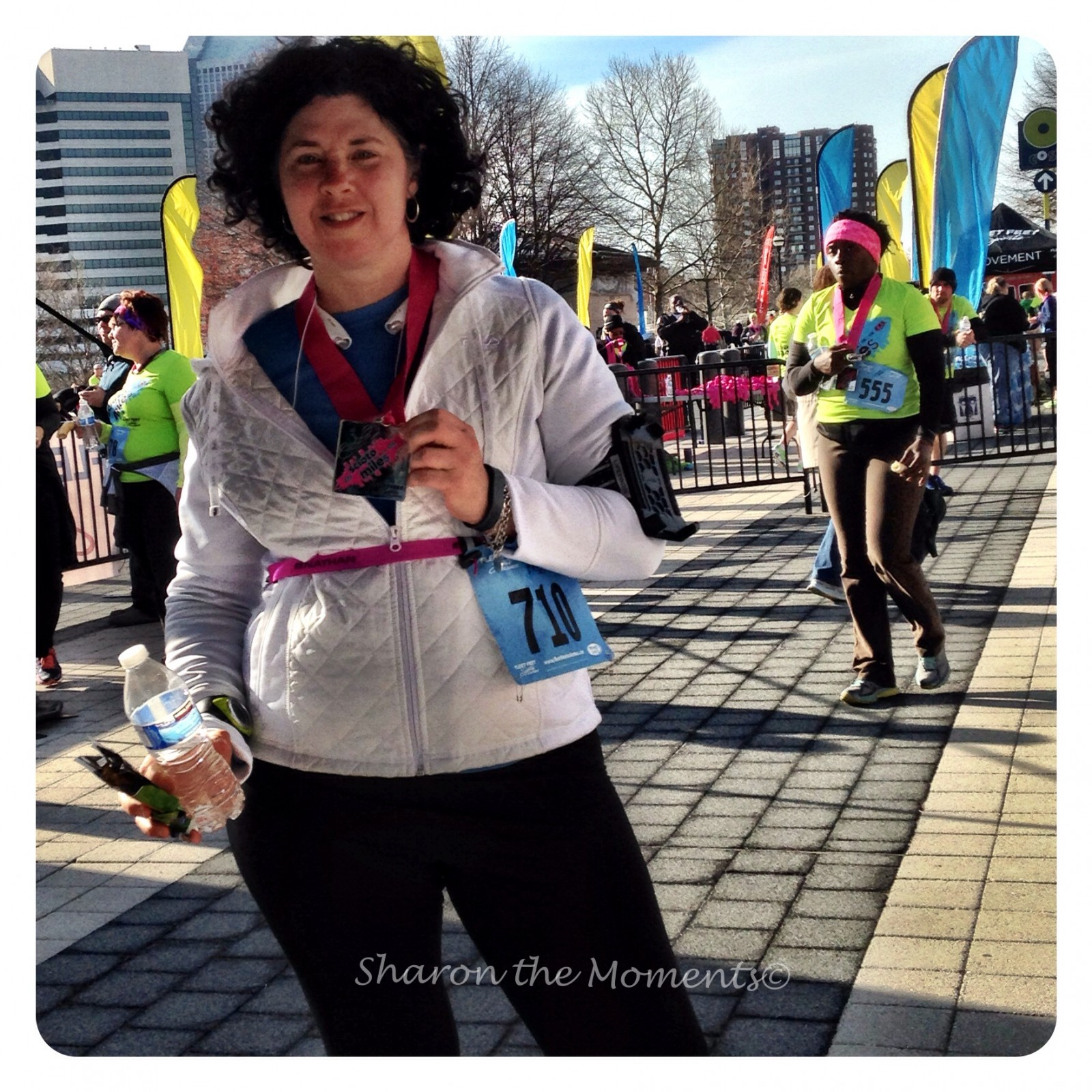 The Running Regiment Continues into the Spring Scioto Miles 5K|Sharon the Moments Blog