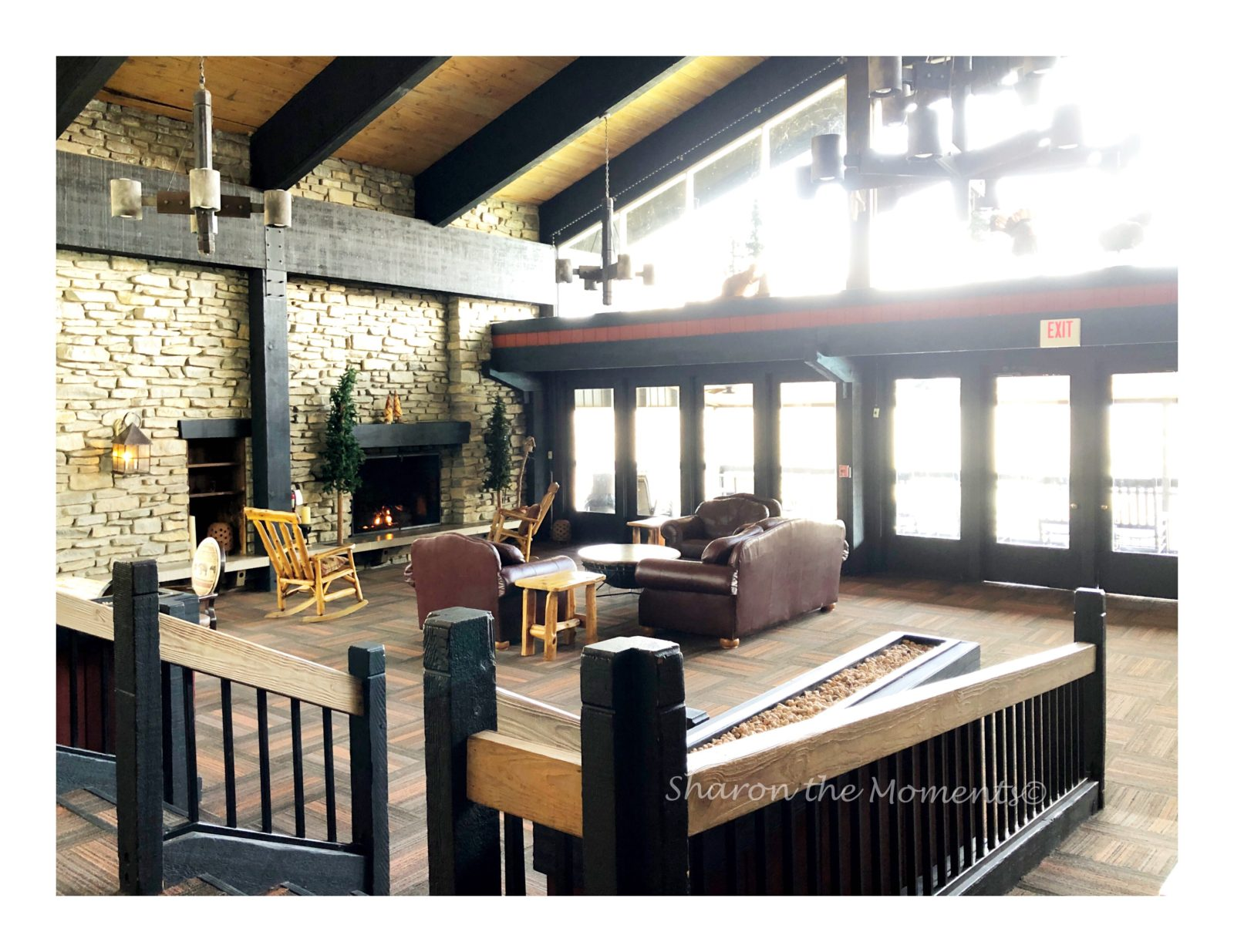 Shawnee State Park & Lodge ||  Sharon the Moments Blog