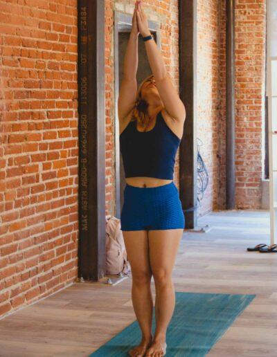 """Kai Yoga - San Diego - Ashtanga Mysore and Led Classes  taught By KPJAYI Authorised Teacher KYLEEN """"KAI"""" MACIEL - 161 14TH ST - SAN DIEGO, CA 92101"""