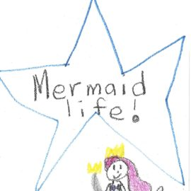 FLORIDA IS… a mermaid