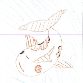 FLORIDA IS… koi fish