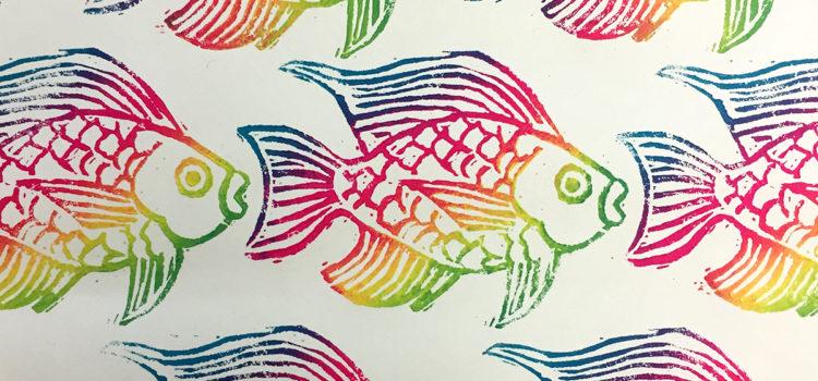 Florida Is Colorful Sea Life