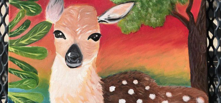 Florida is the Key Deer