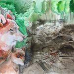 The Red Wolf (A Lone Survivor)