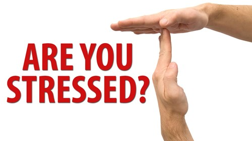 You are currently viewing Recognizing and reducing stress in your life
