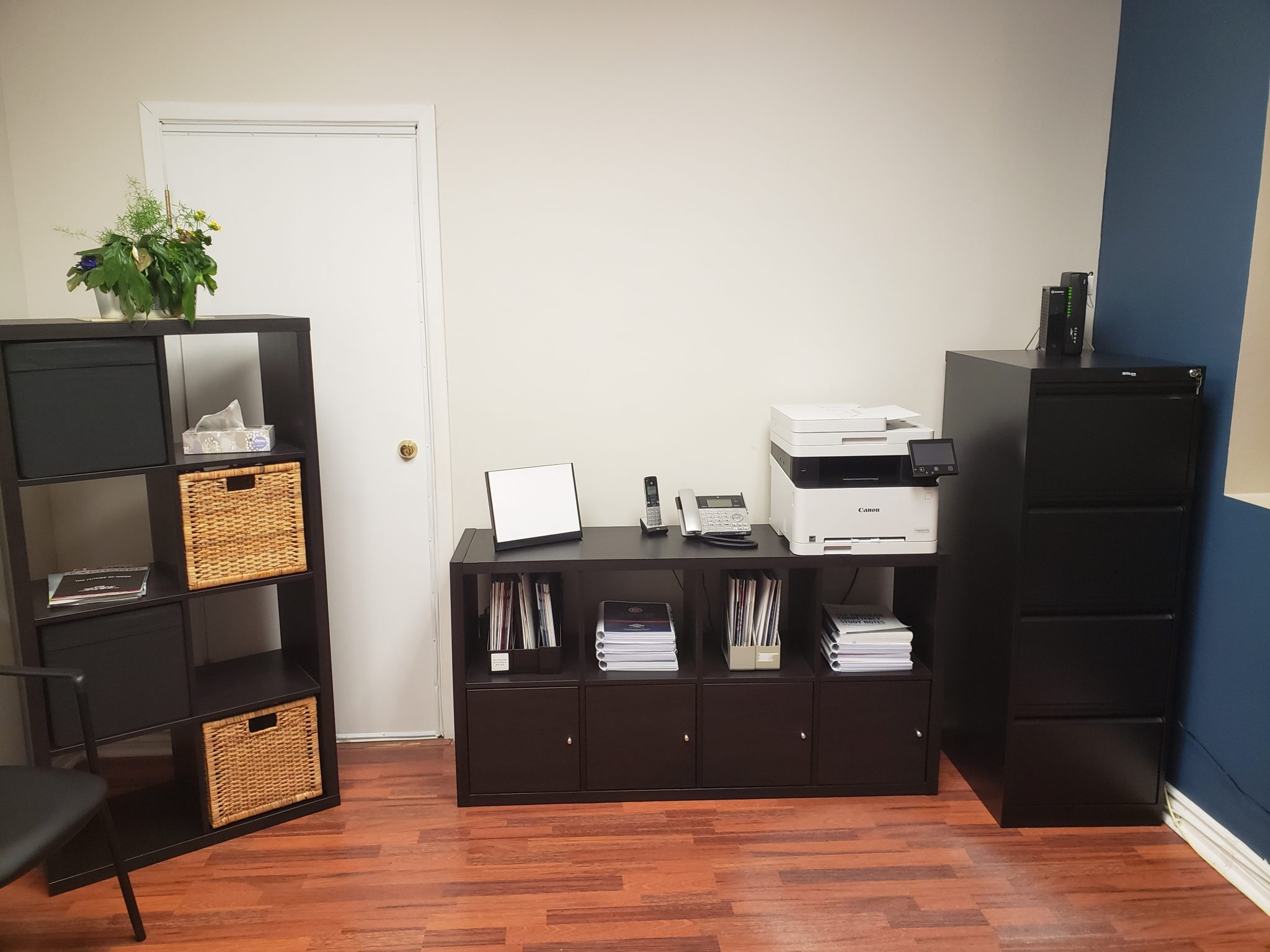 Main office - After
