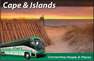 Peter Pan Bus Lines Connects You to CAPE COD AND THE ISLANDS