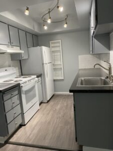 2 Bed, 1 Bath, 2121 W 4th Ave Apt #204, Spokane, WA 99201