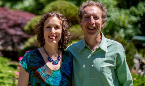 Drs Deborah and Barry Diamond