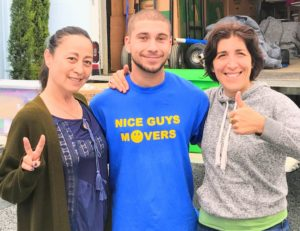 Nice Guys Movers - Pope Valley- Local - packing