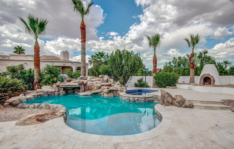 Paradise Valley corner lot with chefs kitchen and mountain views at Paradise Valley $1,625,000.png