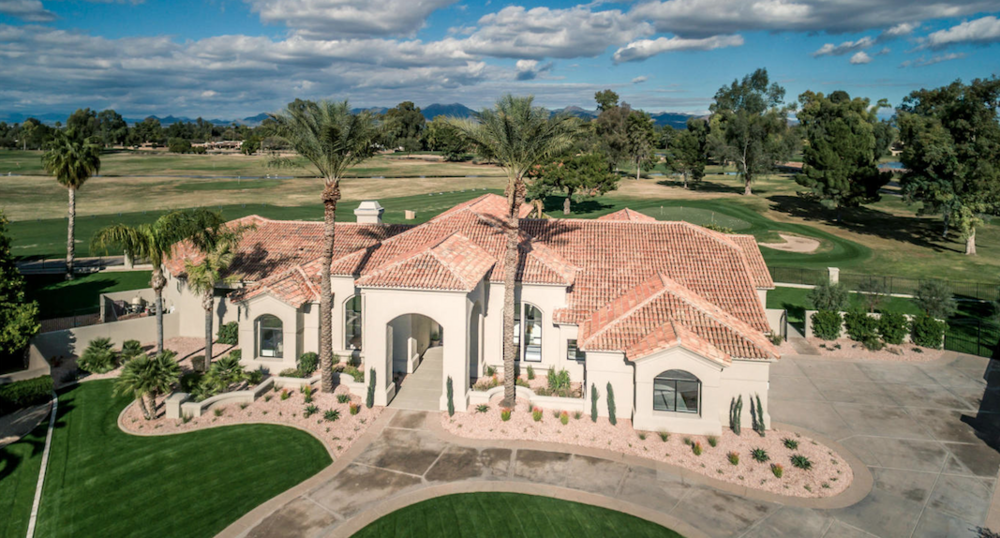 Paradise Valley private street on gated golf course lot featuring majestic waterfalls at Ironwood at Camelback Country Club $2,400,000.png