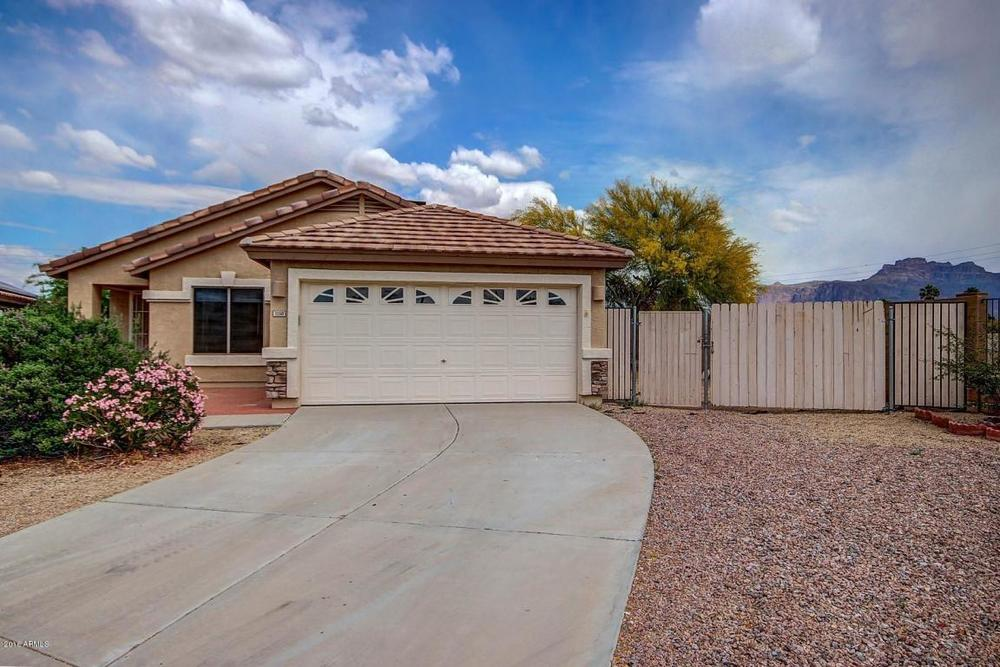 1150 E. Yuma Ave, Apache Junction, AZ 85119