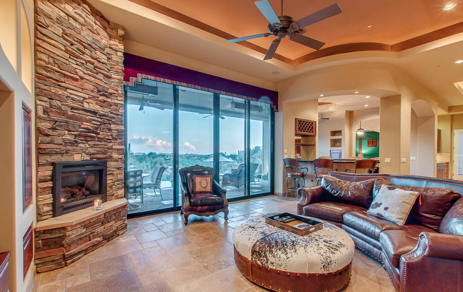 Scottsdale gated golf course lot with mountain views at Legend Trail $1,015,000.png