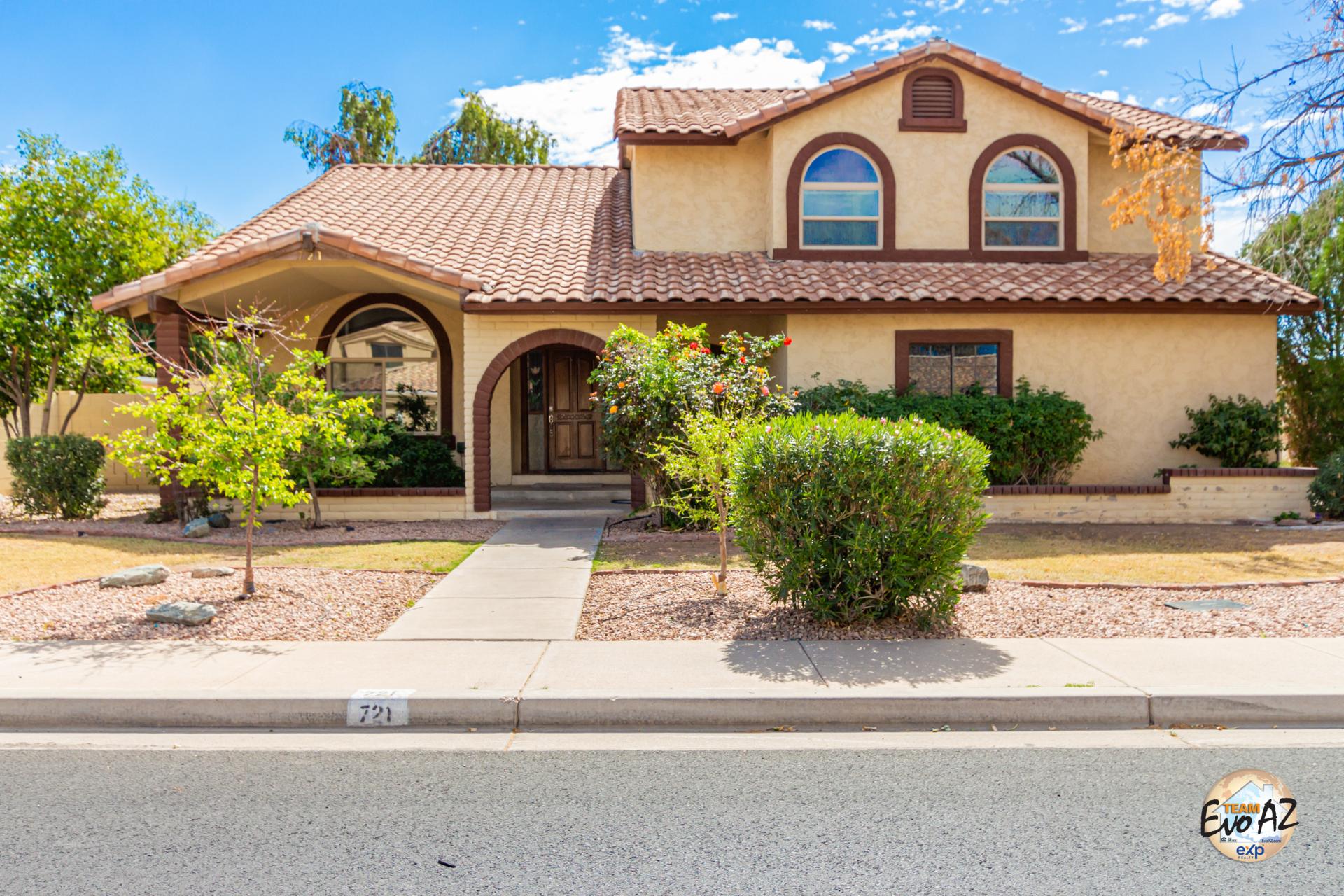 721 S GLENVIEW --, Mesa, AZ 85204