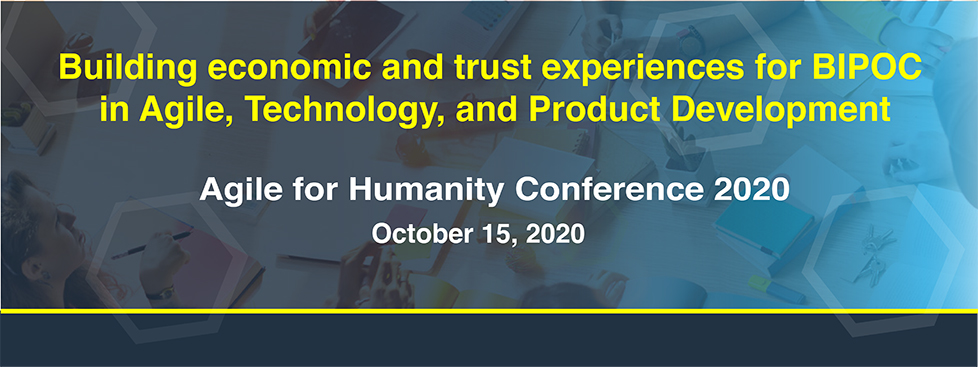 Agile for Humanity Conference Banner