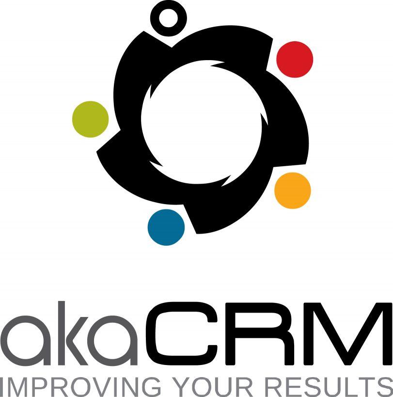 akaCRM logo