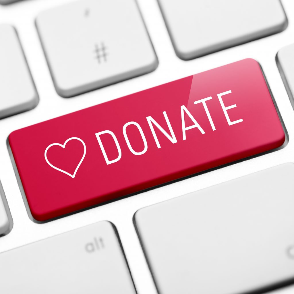 What's the best approach for donation processing?