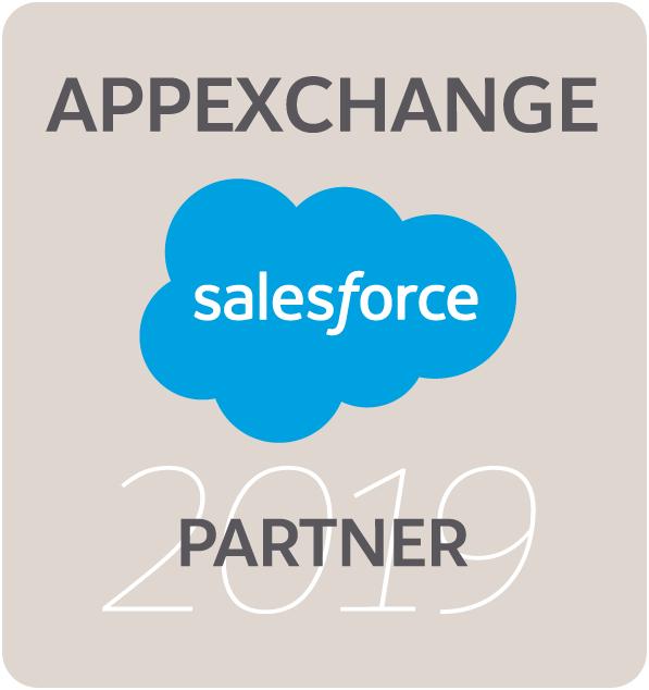 2019 Salesforce AppExchange Partner