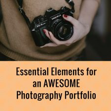 90: Quick Tip Episode: Essential Elements for an AWESOME Portfolio