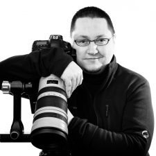 108: Nature Photographer Martin Bailey On Being Purposeful and Patient