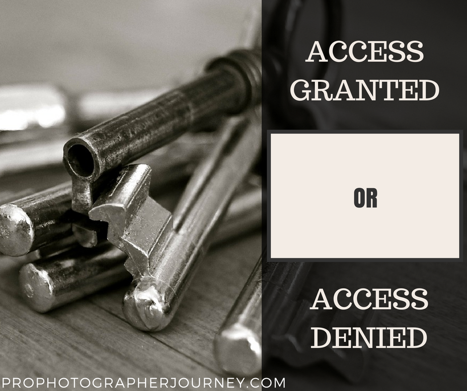 Access Granted or Access Denied