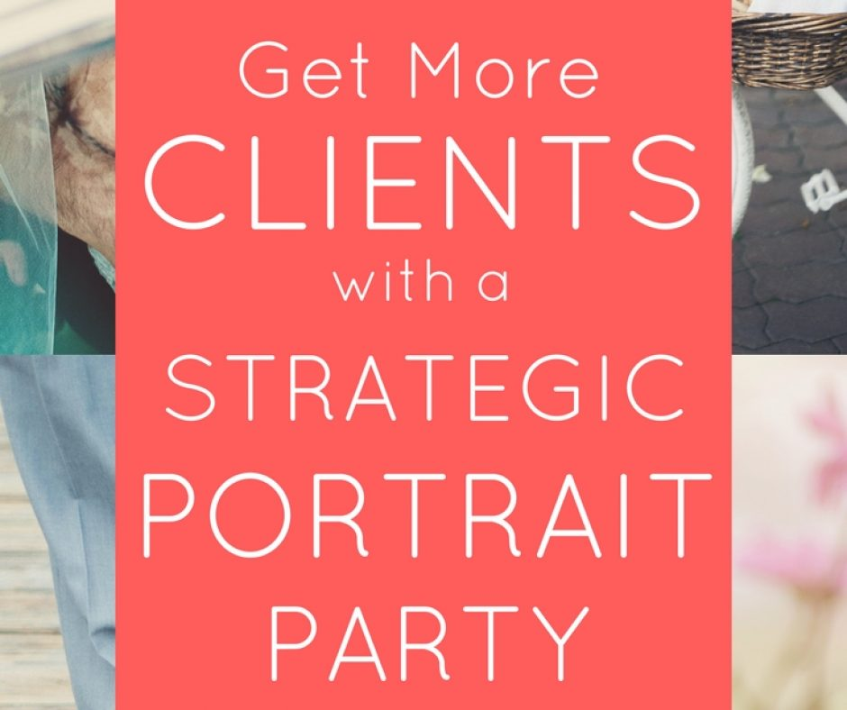 128: The Definitive Guide To Throwing A Strategic Portrait Party