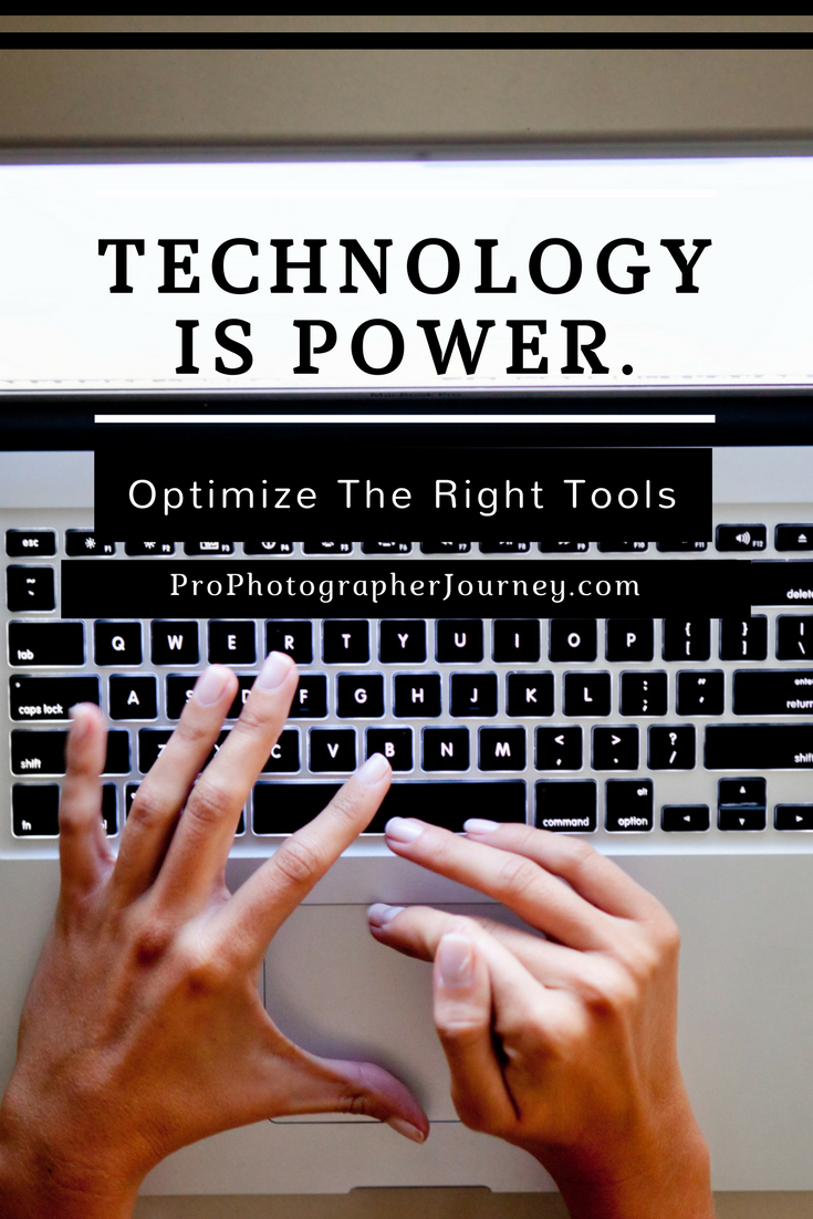 Technology is power