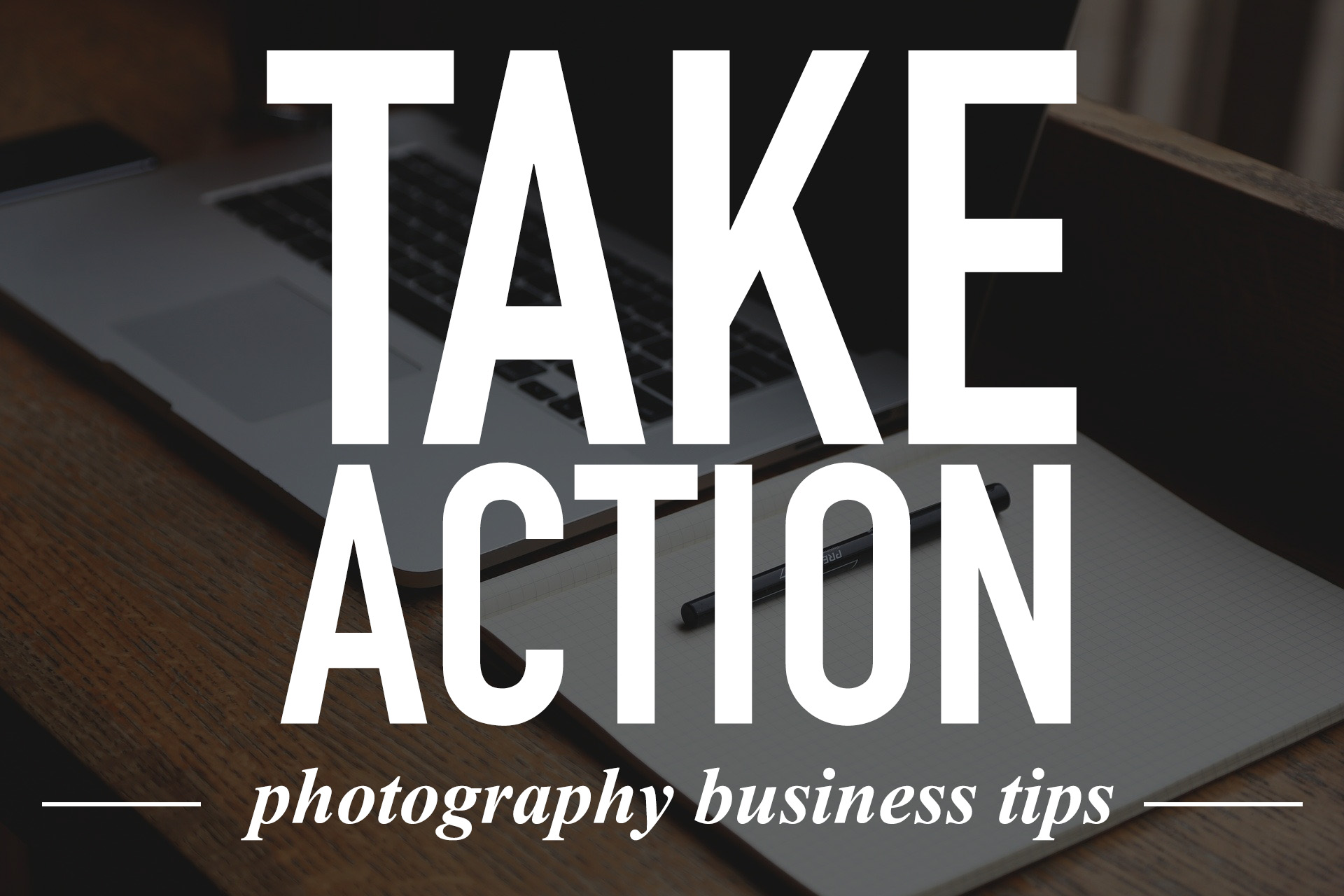 Take Action Series
