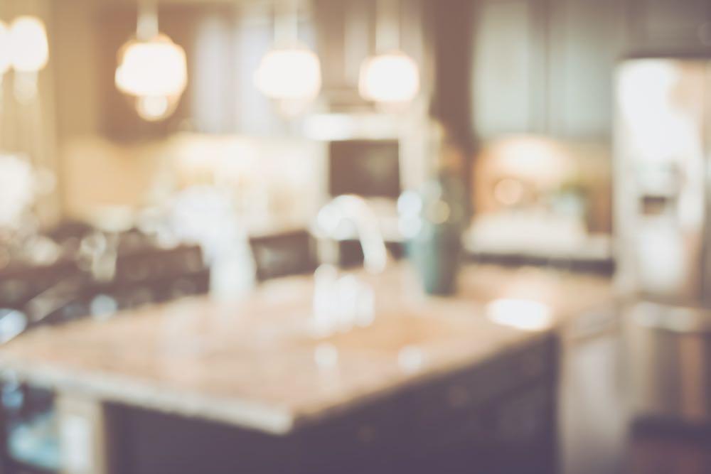 kitchen blur