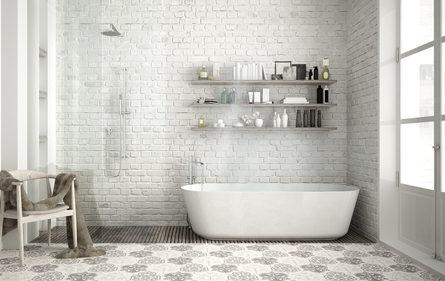 nice classy bathroom
