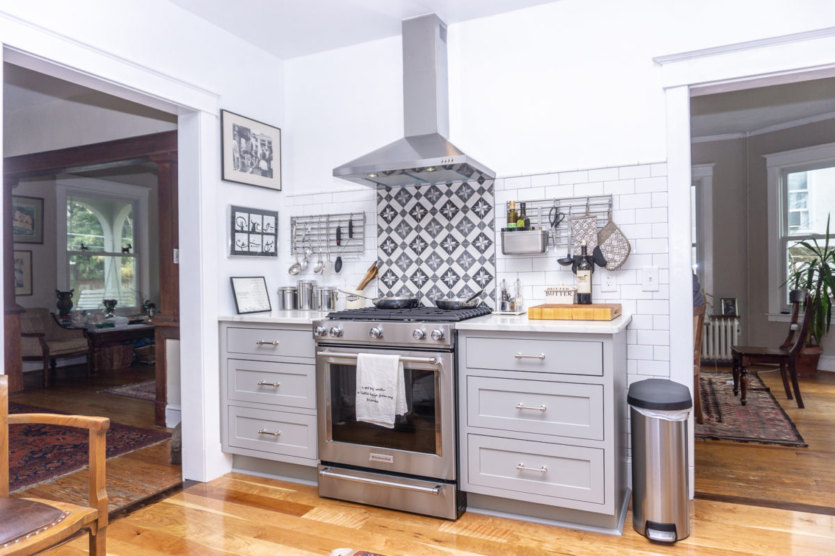 Showing off the importance of design to kitchen remodeling in Baltimore.