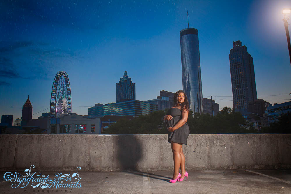 best atlanta maternity photography