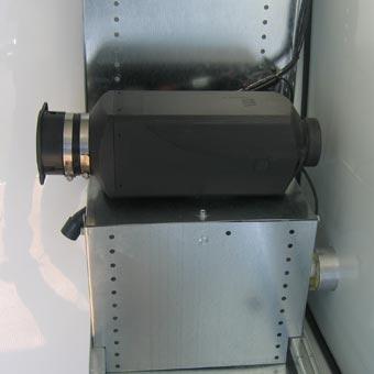 Chauffage Espar au diesel au au gas