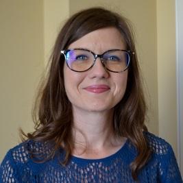 Kristin Laluk, Ph.D.