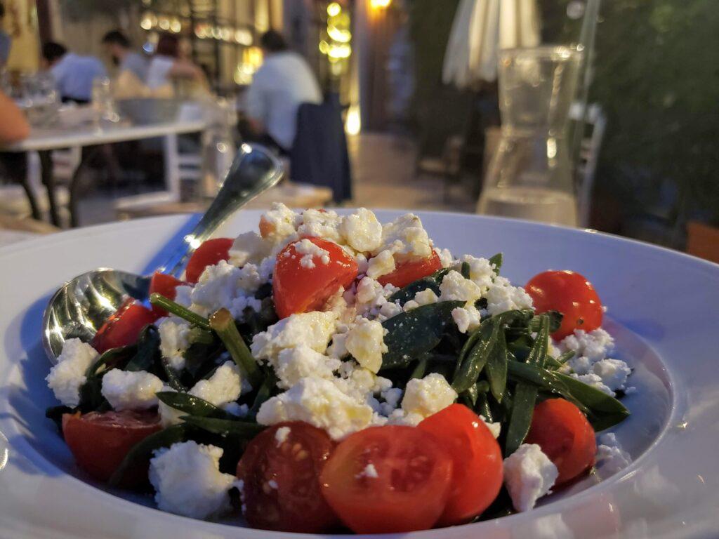 Greek salad 20190627_213130