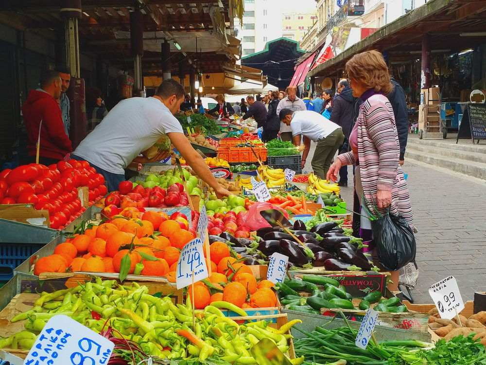 Athens Greece foodie tours