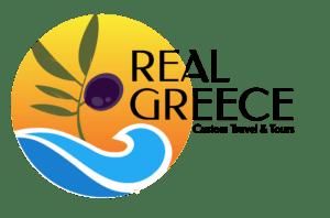 RealGreece Logo