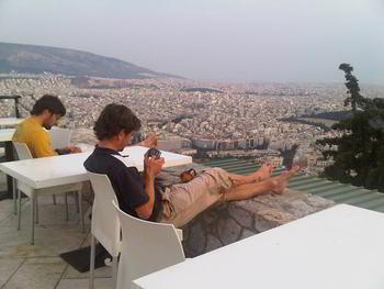 Lykavittos_view_Athens