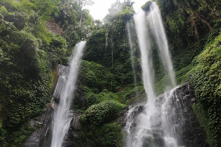 Bali Safest Driver Sekumpul Waterfall