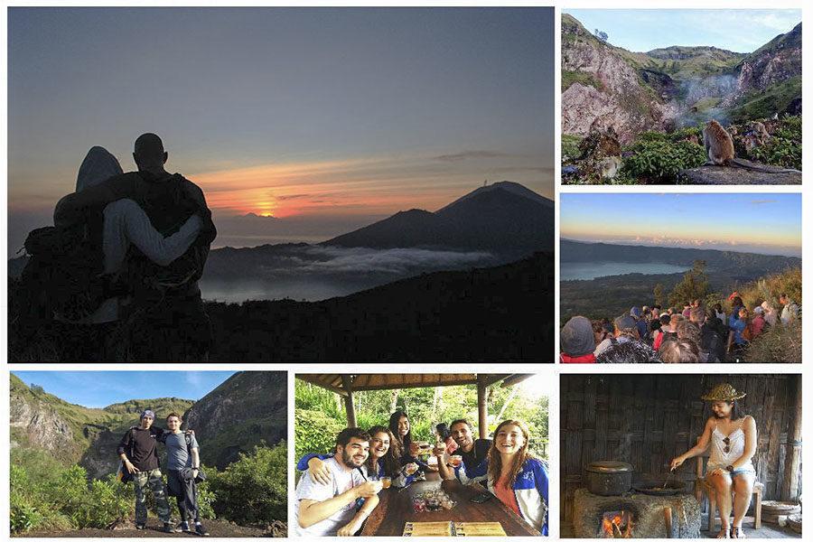 Mount Batur Sunrise Trek Up