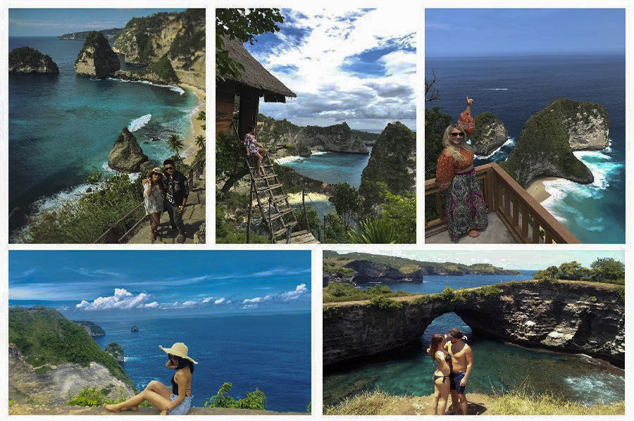 East and West Nusa Penida Sightseeing Tour