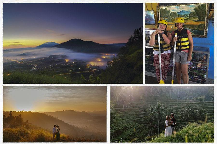 Sunrise at Pinggan Village Tour 1