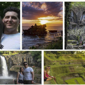 Sunset Tanah Lot Tegenunggan Waterfall Ubud Tour