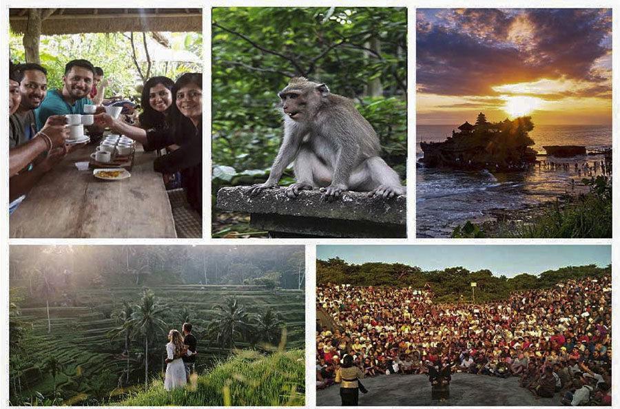 Ubud - Tanah Lot - Uluwatu Tour